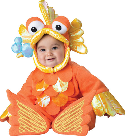Giggly Goldfish Infant Costume