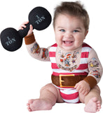 Silly Strongman Infant Costume