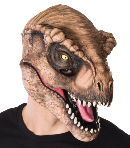 Jurassic World: T-Rex Adult 3/4 Mask