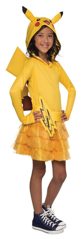 Pokemon: Pikachu Hoodie Child Dress