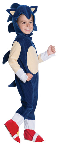 Sonic Toddler Romper Costume