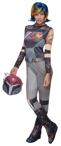Star Wars Rebels Deluxe Sabine Adult Costume