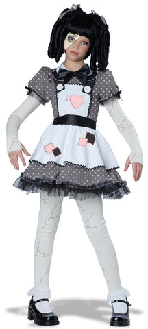 Haunted Doll Child Costume