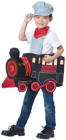 Train Rider Costume For Kids