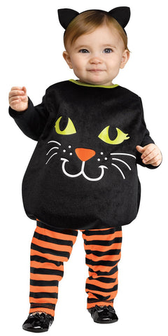 Itty Bitty Kitty Toddler Costume