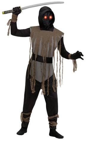 Fade In/Fade Out Ninja Child Costume