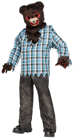 Psycho Teddy Bear Child Costume