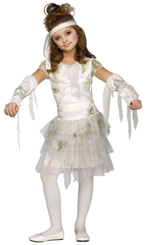 Mummy Girl Child Costume