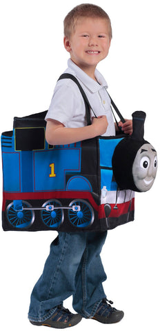 Thomas the Tank Engine Ride in Train