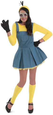 Minions Jumper Women's Costume