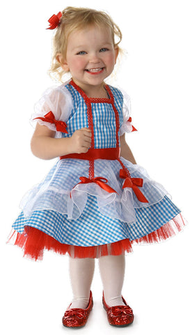 The Wizard of Oz Dorothy Infant Costume