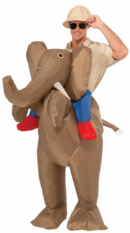 Elephant Inflatable Adult Costume One-Size