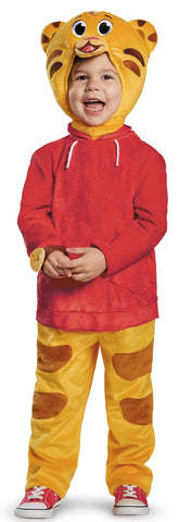 Daniel Tiger Deluxe Child Costume
