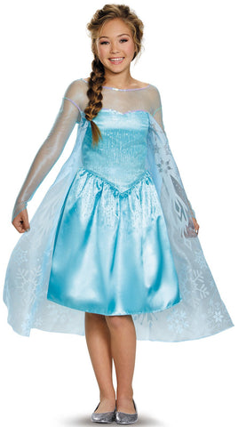 Frozen: Elsa Tween Costume