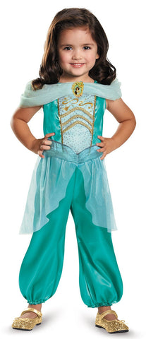 Disney Princess Jasmine Classic Toddler Costume