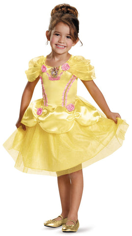 Disney Princess Belle Classic Toddler Costume