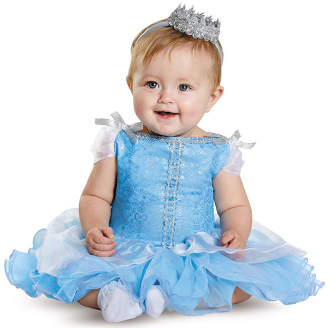 Disney Princess Cinderella Prestige Infant Costume