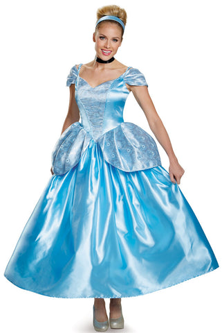 Disney Princess Cinderella Prestige Adult Costume
