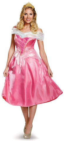 Disney Princess Aurora Deluxe Adult Costume