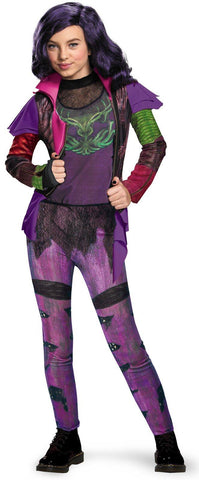 Disney's The Descendants: Mal Isle of the Lost Deluxe Child Costume