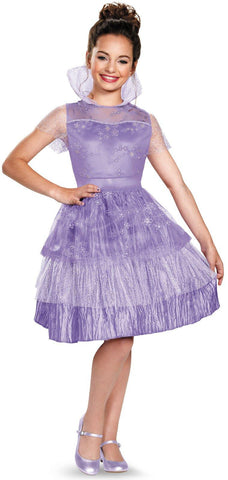 Disney's The Descendants: Mal Coronation Deluxe Child Costume