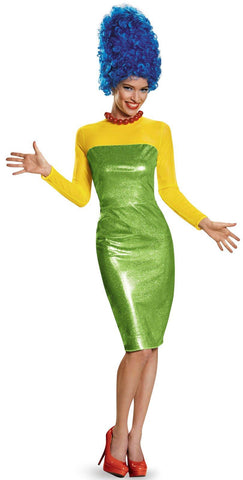 The Simpsons: Marge Deluxe Adult Costume