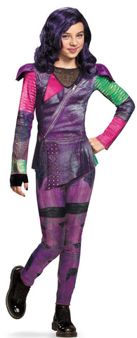 Disney's The Descendants: Mal Isle of the Lost Classic Child Costume