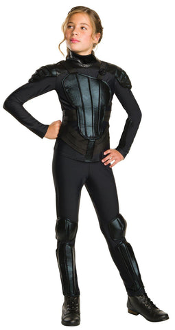 The Hunger Games: Mockingjay Part 1 Deluxe Tween Katniss Costume