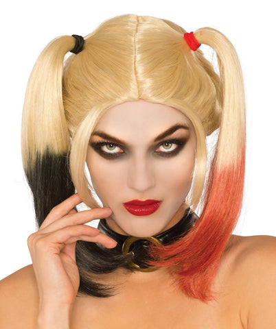 Harley Quinn Washable Wig for Women