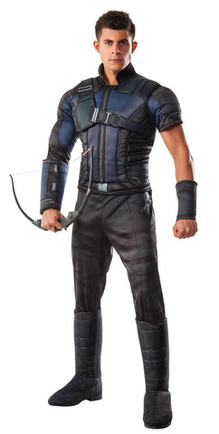 Marvel's Captain America: Civil War Deluxe Muscle Chest Hawkeye Costume For Men