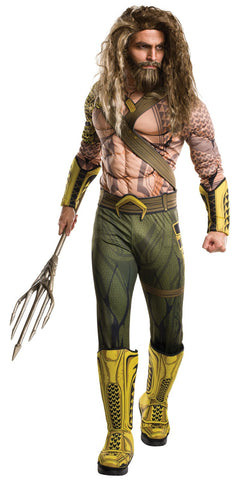 Batman v Superman: Dawn of Justice - Deluxe Adult Aquaman Costume