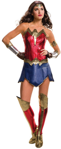 Batman v Superman: Dawn of Justice - Deluxe Wonder Woman Costume For Women