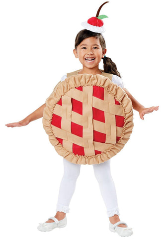 Cherry Pie Child Costume