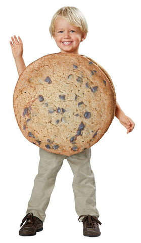 Chocolate Chip Cookie Child Costume