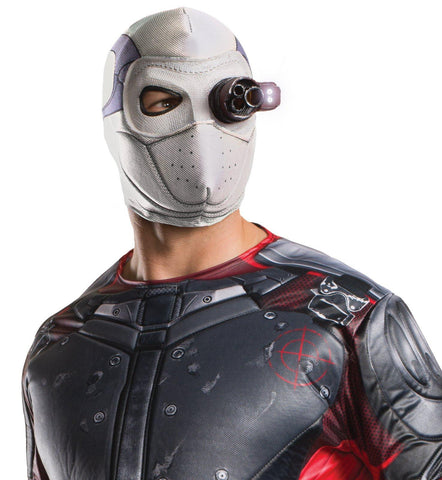 Suicide Squad: Deadshot Adult Mask