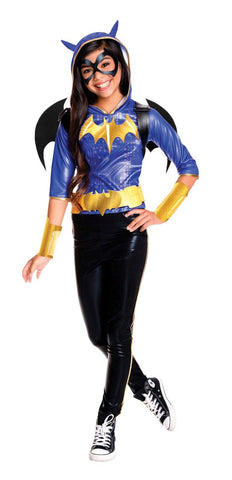 DC Superhero Girls: Batgirl Deluxe Child Costume