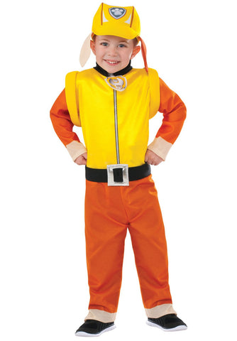 Paw Patrol: Rubble Classic Child Costume