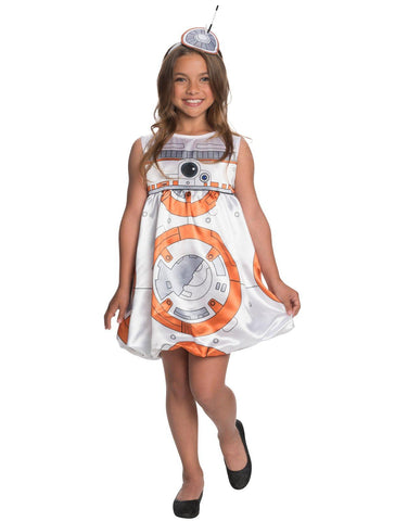 Star Wars: The Force Awakens - BB-8 Child Romper Costume