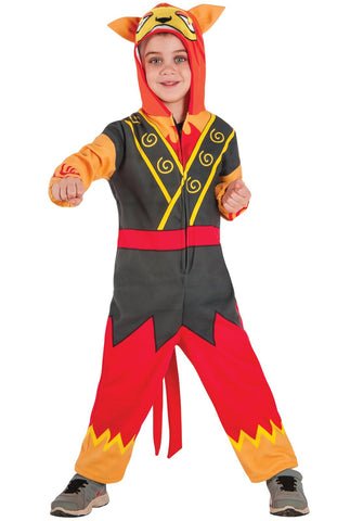 Yo Kai Watch: Blazion Child Costume