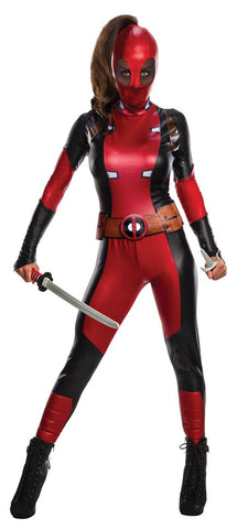 Deadpool Secret Wishes Women's Costume