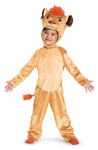 The Lion Guard Kion Classic Child Costume