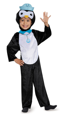 Octonauts Peso Penguin Classic Toddler Costume