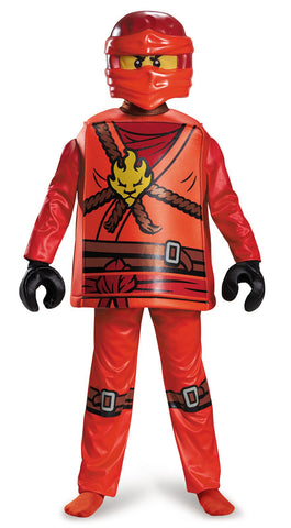 Lego Ninjago Kai Deluxe Child Costume