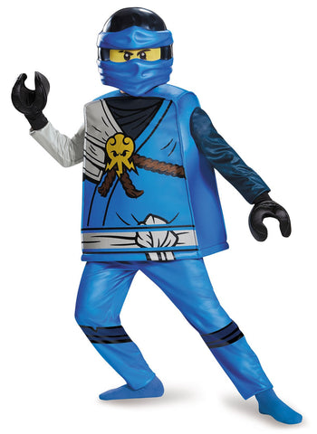 Lego Ninjago Jay Deluxe Child Costume