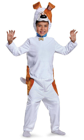 The Secret Life of Pets Max Deluxe Child Costume