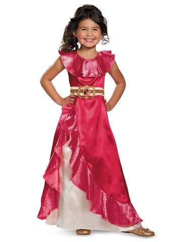 Elena of Avalor Adventure Dress Classic Child Costume