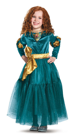 Merida Deluxe Toddler Costume