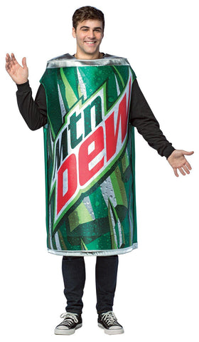 Mountain Dew Adult Can Tunic