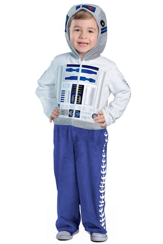 Star Wars Premium R2D2 Toddler Costume
