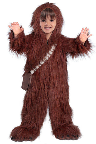 Star Wars Premium Chewbacca Toddler Costume